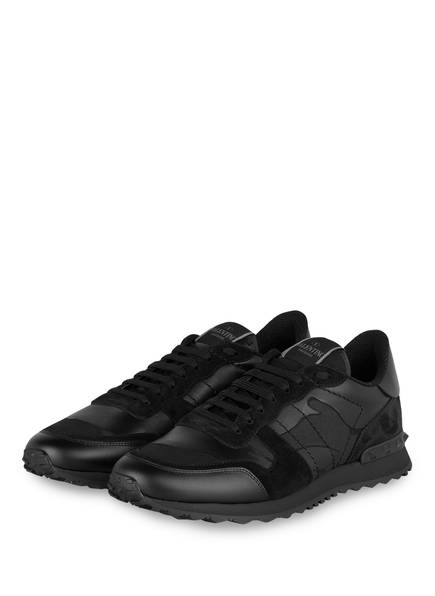VALENTINO GARAVANI Sneaker ROCKRUNNER, Farbe: 0NO NERO/NERO/NERO/NERO-NERO-NERO (Bild 1)