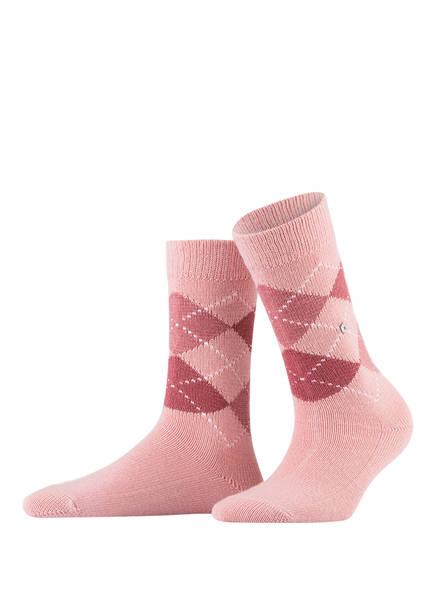 Burlington Socken WHITBY, Farbe: 8642 PRIMROSE (Bild 1)