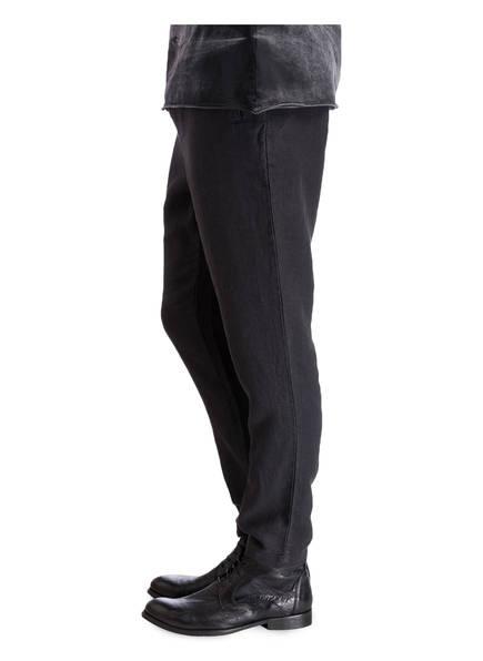 tigha Kombi-Hose REESE Tailored-Fit aus Leinen