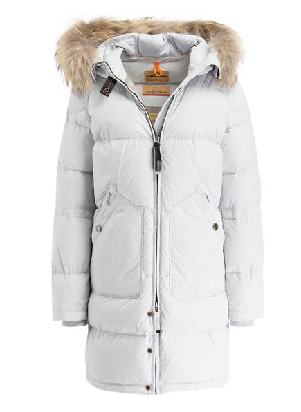 parajumpers light long bear daunenmantel