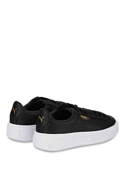 PUMA Sneaker BASKET PLATFORM CORE