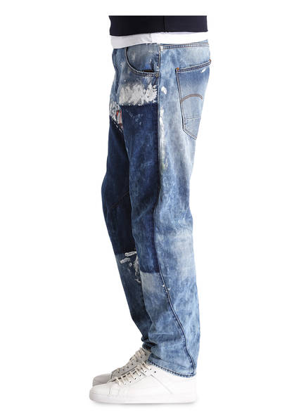 G-Star RAW Destroyed-Jeans ARC 3D Tapered-Fit