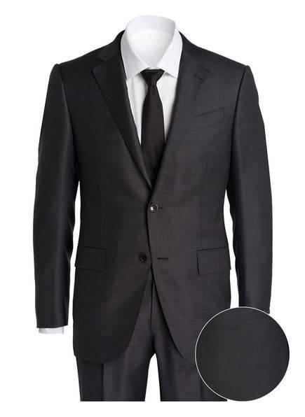 Ermenegildo Zegna Anzug Slim Fit, Farbe: DUNKELGRAU (Bild 1)