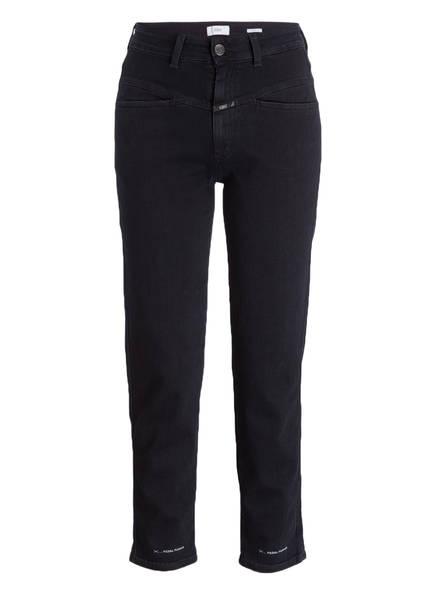 CLOSED Mom-Jeans PEDAL PUSHER, Farbe: BLUE BLACK (Bild 1)