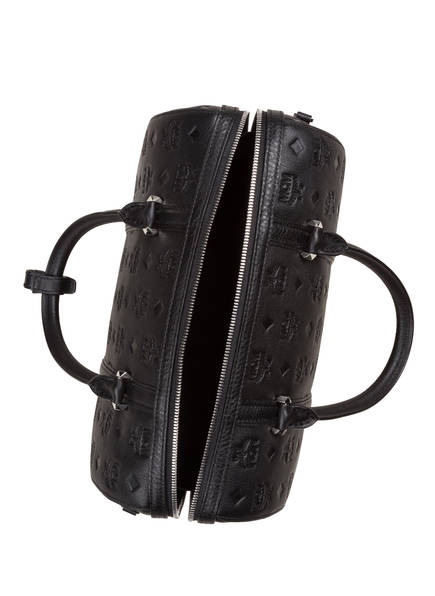 MCM Bowling-Bag SIGNATURE MONOGRAMMED