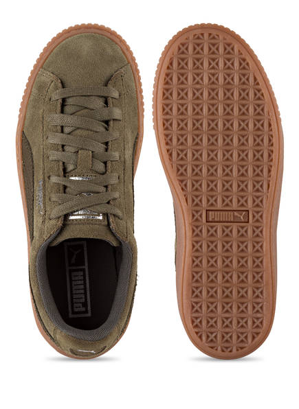PUMA Sneaker PLATFORM ANIMAL