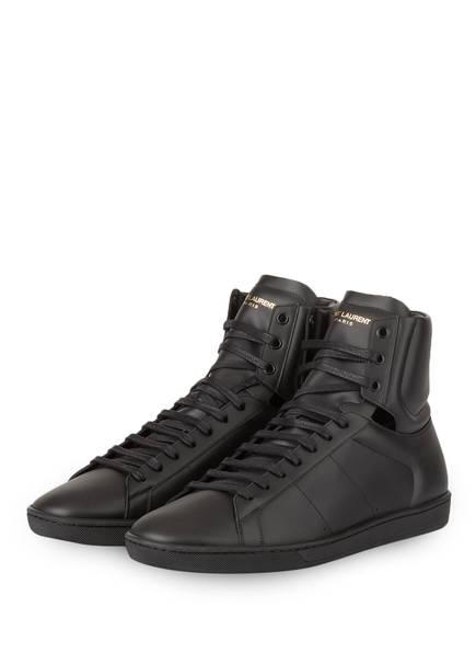 SAINT LAURENT Hightop-Sneaker SL01/H, Farbe: SCHWARZ (Bild 1)