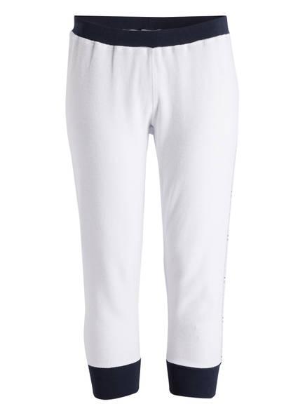 THE UPSIDE 7/8-Sweatpants LOVE, ACE&TENNIS, Farbe: WEISS  (Bild 1)