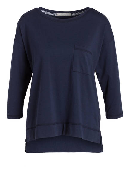 mey Lounge-Shirt Serie NIGHT2DAY, Farbe: NAVY (Bild 1)