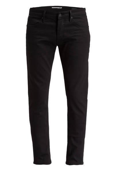 mavi Jeans YVES ULTRA MOVE Skinny Fit, Farbe: 22233 BLACK COATED ULTRA MOVE (Bild 1)