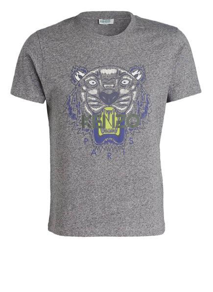 KENZO T-Shirt TIGER, Farbe: ANTHRAZIT (Bild 1)