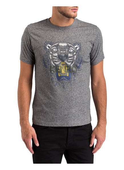 Kenzo Kenzo Kenzo Anthrazit shirt shirt T Tiger T shirt T Anthrazit Tiger Tiger tgHRHqT
