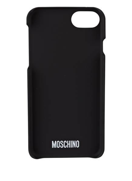 MOSCHINO iPhone-H&uuml;lle <br>       f&uuml;r iPhone 6/ 6s/ 7