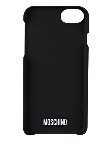 MOSCHINO iPhone-H&uuml;lle<br>       f&uuml;r iPhone 6/ 6s/ 7