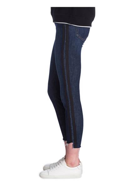 MOTHER 7/8-Jeans mit Galonstreifen