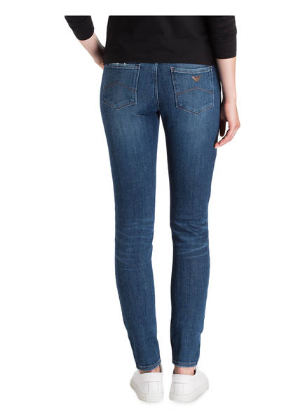 ARMANI JEANS Skinny-Jeans ORCHID