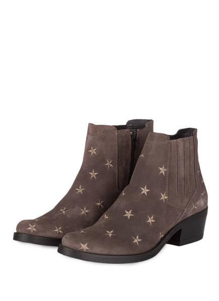 kanna Chelsea-Boots KELLY, Farbe: BRAUN (Bild 1)