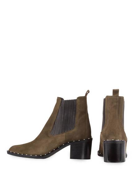 kanna Chelsea-Boots mit Nietenbesatz