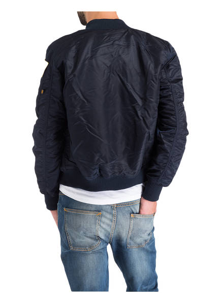 ALPHA INDUSTRIES Blouson MA-1VF NASA mit Patches