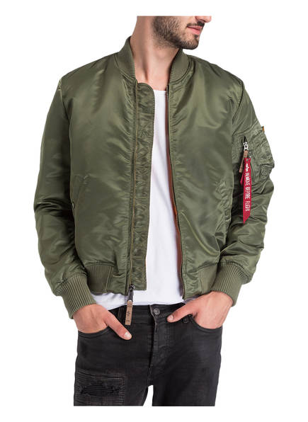 ALPHA INDUSTRIES Blouson MA-1VF
