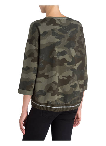 MARC AUREL Sweatshirt mit 3/4-Arm