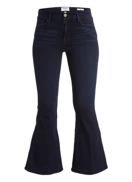 FRAME DENIM Flared-Jeans, Farbe: ROCKVIEW BLUE (Bild 1)