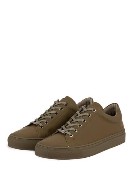 NUBIKK Sneaker PURE GOMMA, Farbe: GRÜN (Bild 1)