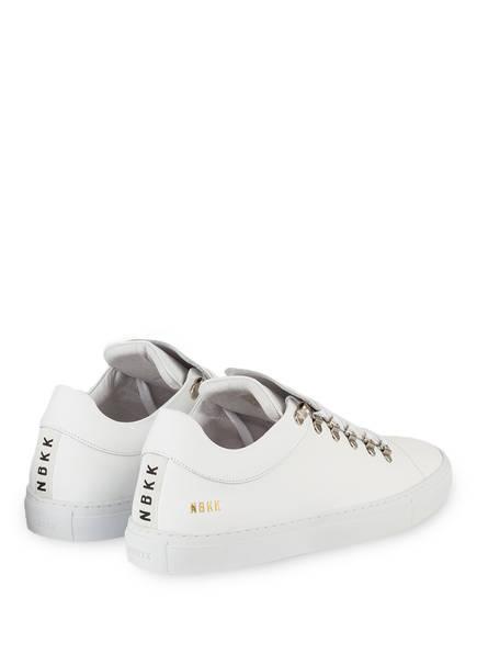 Sneaker JHAY von NUBIKK   WEISS