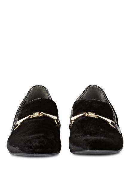 Högl Samt-Loafer