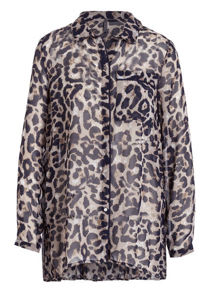 FREEQUENT Bluse KATRINA, Farbe: BEIGE GEMUSTERT (Bild 1)