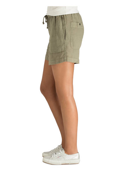 American Vintage Leinen-Shorts