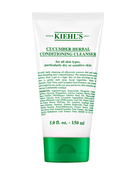 Kiehl's CUCUMBER HERBAL CLEANSER  (Bild 1)