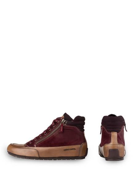 Candice Cooper Hightop-Sneaker  LION ZIP