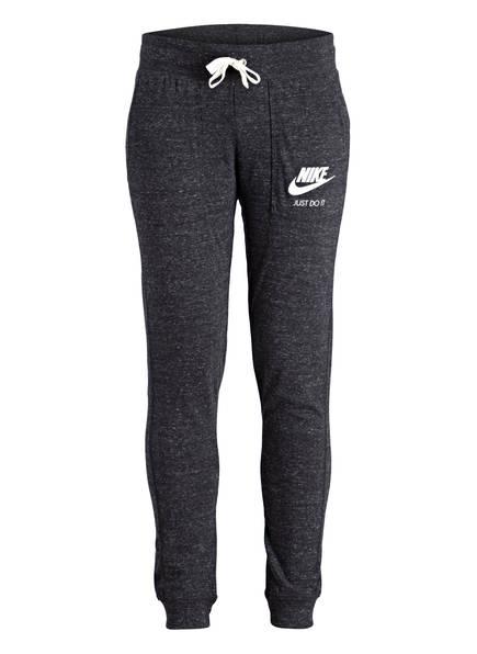Nike Sweatpants GYM VINTAGE, Farbe: SCHWARZ MELIERT (Bild 1)