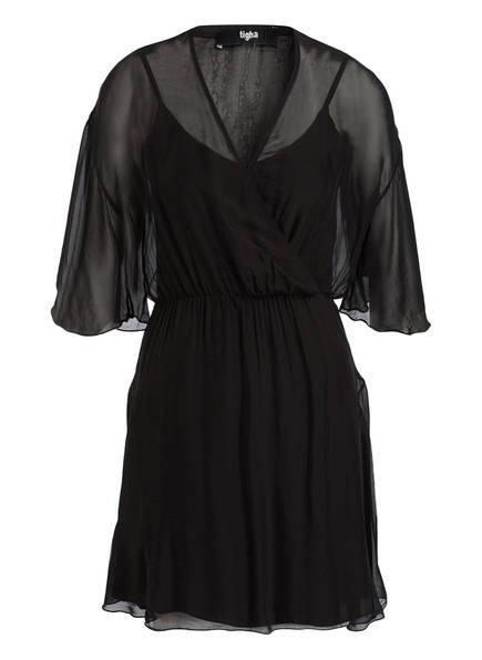 Tigha Tigha Kleid Kleid Schwarz Missandae Missandae qRaZZE