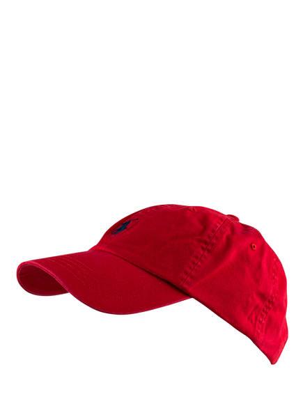 POLO RALPH LAUREN Cap, Farbe: ROT (Bild 1)