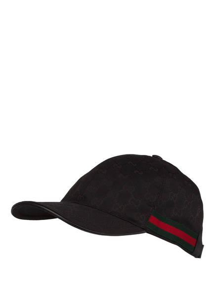 GUCCI Cap, Farbe: SCHWARZ (Bild 1)