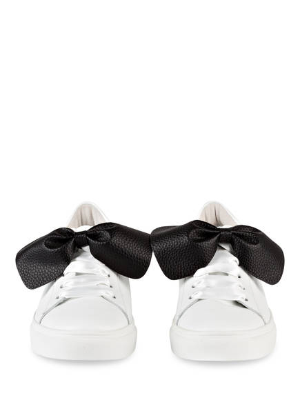 IPHORIA Sneaker-Patches BLACK BOWS