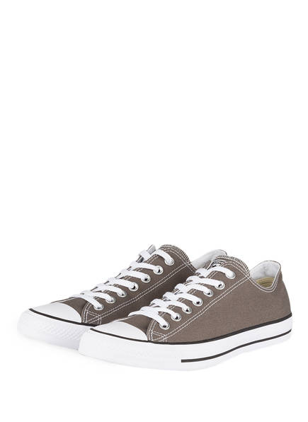 CONVERSE Sneaker CHUCK TAYLOR LOW, Farbe: GRAU  (Bild 1)