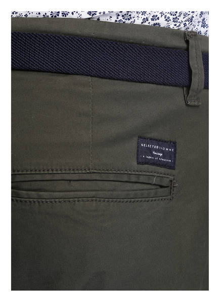 SELECTED Chino Slim-Fit