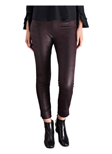 SEDUCTIVE Leggings SABRINA<br>       in Lederoptik