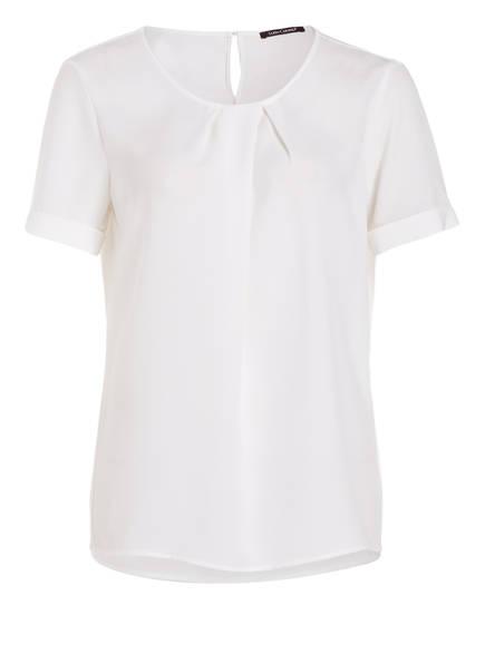 LUISA CERANO Blusenshirt, Farbe: ECRU  (Bild 1)