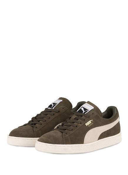 PUMA Sneaker CLASSIC+, Farbe: OLIV (Bild 1)