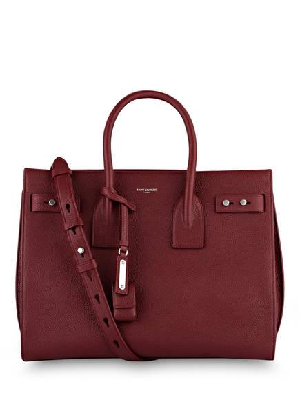 SAINT LAURENT Handtasche SAC DE JOUR, Farbe: BURGUNDER (Bild 1)