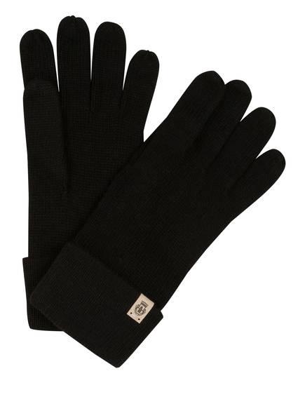 ROECKL Handschuhe ESSENTIALS BASIC , Farbe: SCHWARZ  (Bild 1)