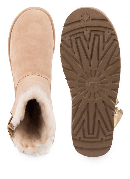 UGG Fell-Boots MARICE<br>            gef&uuml;ttert