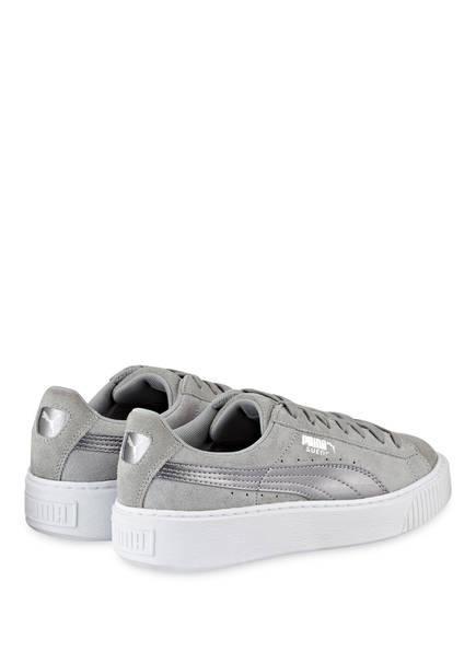 PUMA Plateau-Sneaker SUEDE PLATFORM SAFARI