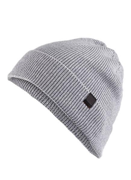 BOSS Mütze FORMERO, Farbe: HELLGRAU (Bild 1)