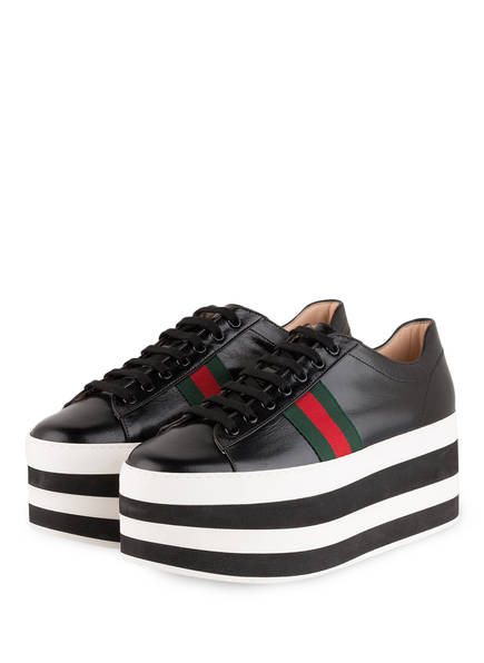 plateau sneaker von gucci bei breuninger kaufen. Black Bedroom Furniture Sets. Home Design Ideas