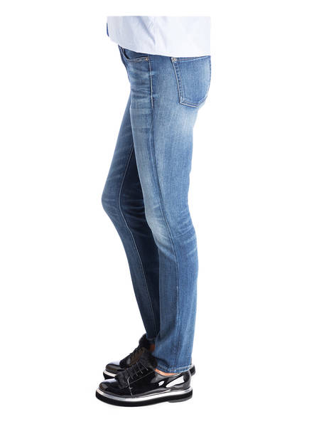 CAMBIO Skinny-Jeans PARLA<br>          made with SWAROVSKI ELEMENTS